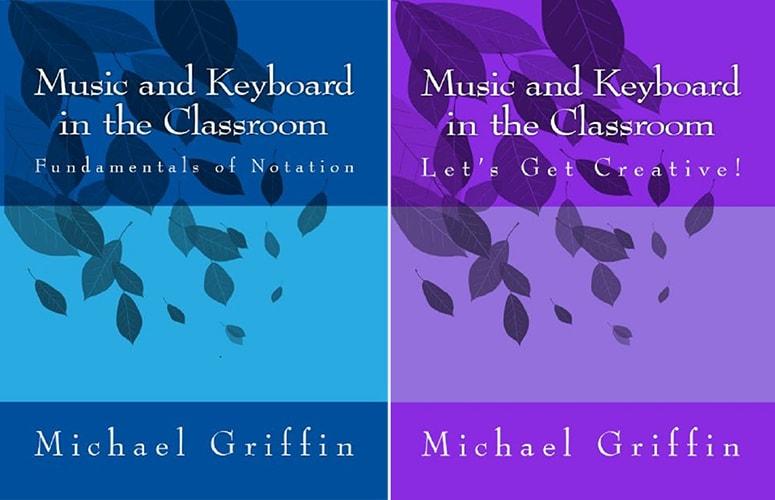 Michael Griffin MusicKeyboardBk1&2